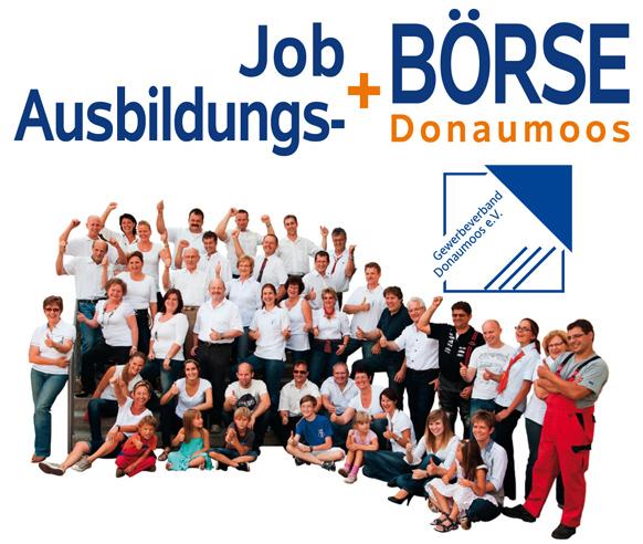 Flyer Jobbörse Karlshuld 2015