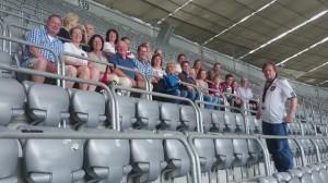Gewerbeverband Donaumoos in der Allianz-Arena