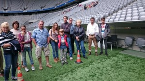 Gewerbeverband Donaumoos in der Allianz-Arena